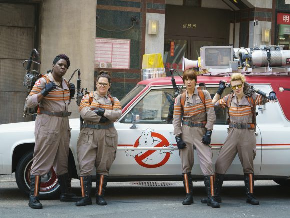 Who you gonna call? Frauen als verwegene Geisterjägerinnen.