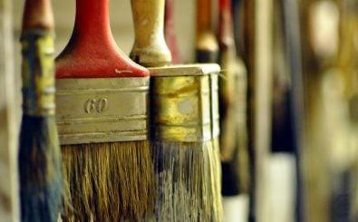 Farbreste im Pinsel? Nach dem Lackieren sollten die unbedingt entfernt werden. Foto: Pinsel CC BY 2.0 | Steffen Voß / flickr.com