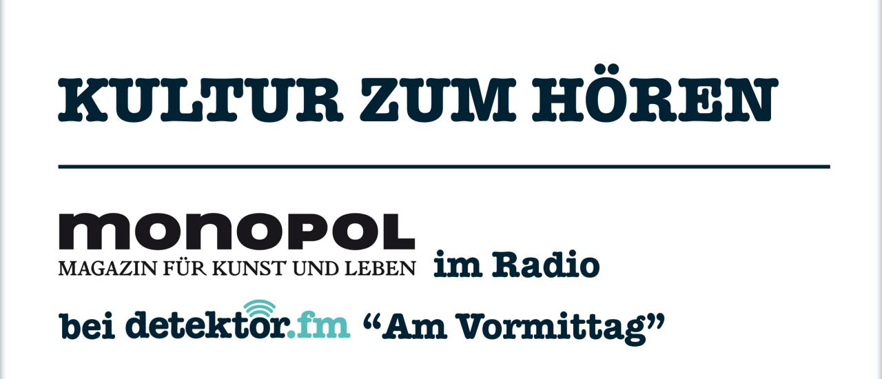 "Kollegen vom Magazin ""Monopol"". Grafik: detektor.fm | Monopol"