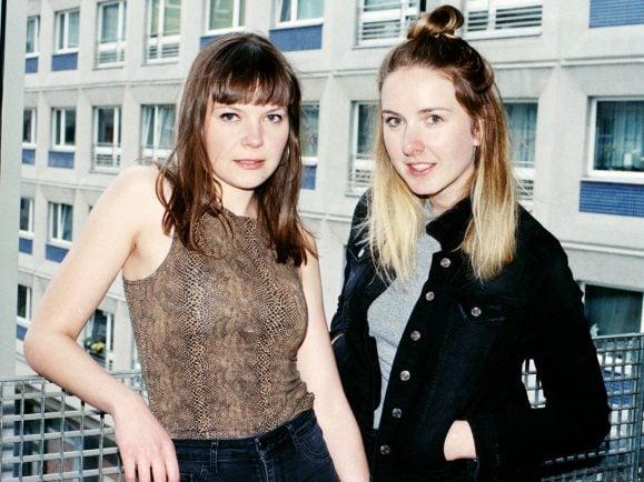 Andreya Casablanca (links) und Laura Lee Jenkins sind Berlin-Zugezogene. Foto: PR