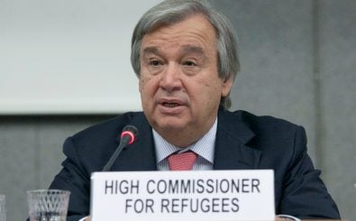 Antonio Guterres soll 2017 UN-Generalsekretär werden. Foto: Antonio Guterres, High Commissioner for Refugees CC BY-ND 2.0 | United States Mission Geneva / flickr.com