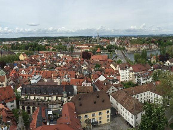 In Konstanz kann man sich das Thema Nachhaltigkeit auch bei einer Stadtführung näherbringen lassen.