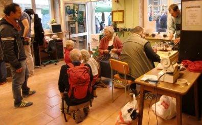 Das Café Kaputt in Leipzig – selber machen, statt nur Kaffee trinken. | Foto: Café kaputt, Leipzig