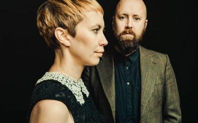 Eva und Philipp Milner von Hundreds. Foto: PR