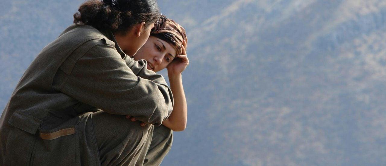Verschiedene Gruppierungen der Kurden kämpfen in Syrien und dem Irak gegen den IS. Foto: Kurdish PKK Guerilla CC BY 2.0 | Kurdishstruggle / flickr.com