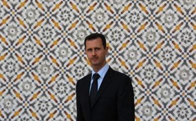 Der Krieg in Syrien braucht eine politische Lösung. Geht Frieden nur mit Assad? Foto: Louai Beshara | AFP