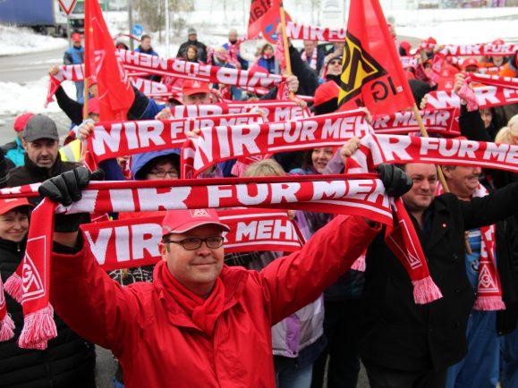 Gewerkschaften