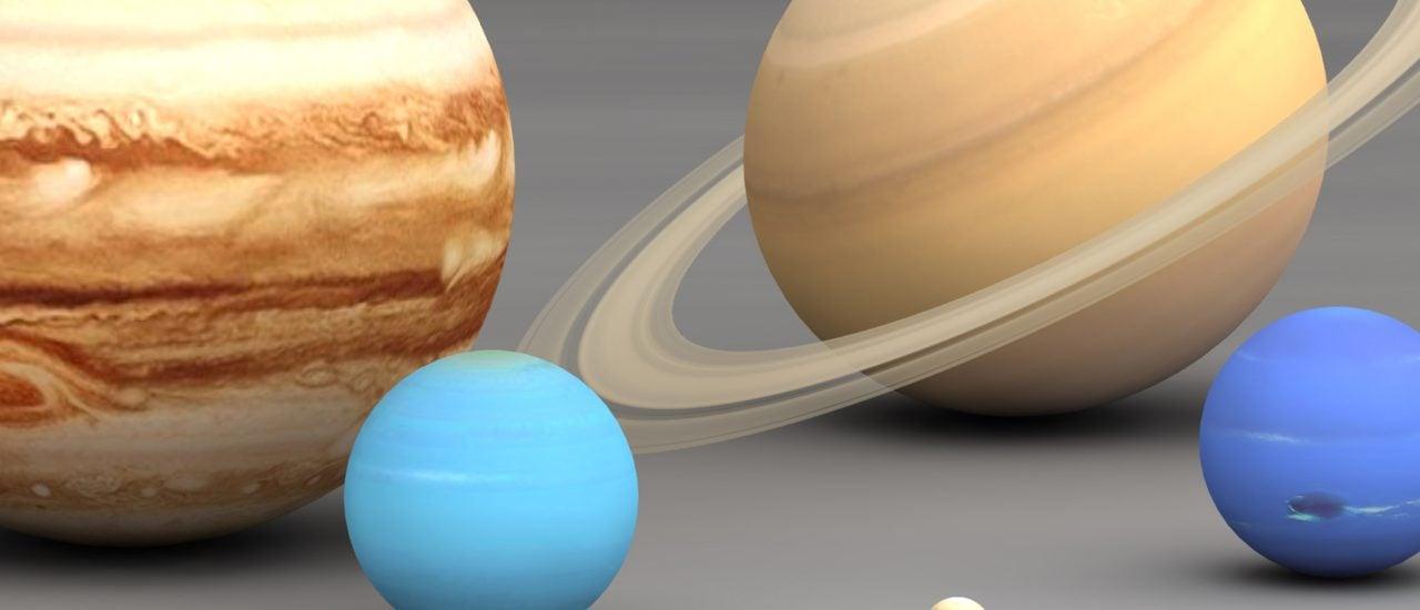 Jeder Satz in der Orchestersuite von Gustav Holst ist nach einem Planeten benannt. Foto: Lsmpascal/Wikipedia (CC BY-SA 3.0)