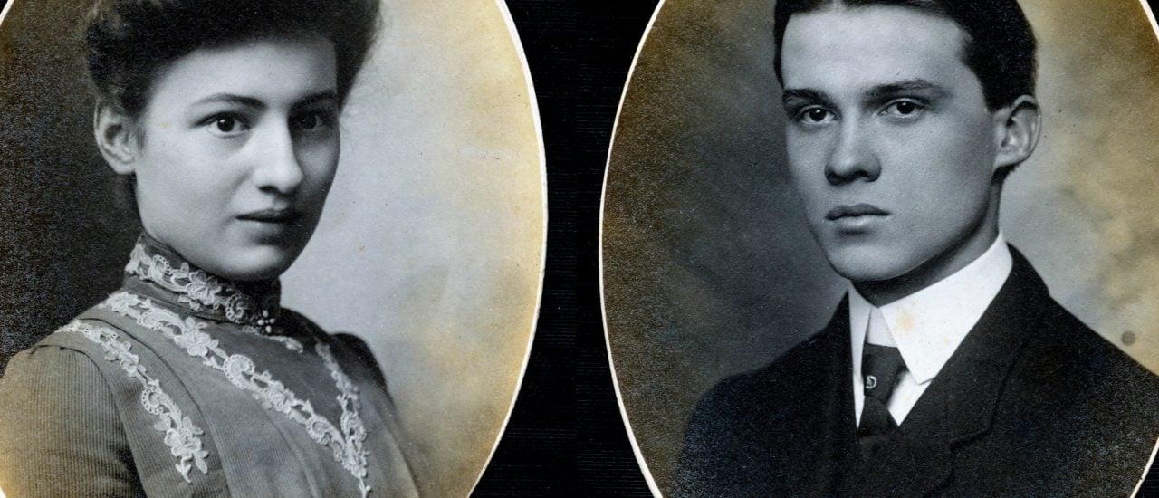 Schon zur Zeit der Großeltern zeigten sich die Ähnlichkeit von Pärchen. Foto: Young Couple / credits: CC BY 2.0 | Richard / flickr.com