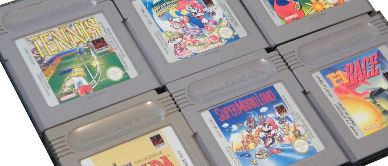Ab August kann wieder Gameboy gezockt werden – dank dem Retro Boy. Foto: CC BY 2.0 | DigitPedia Gadgets / flickr.com