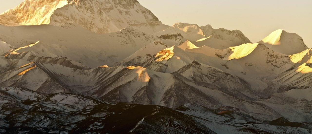 Der Mount Everest im Himalaya-Gebirge. Wie hoch ist er tatsächlich? Foto: Tibet – Mount Everest/ credits: CC BY 2.0 | Göran Höglund (Kartläsarn) / flickr.com