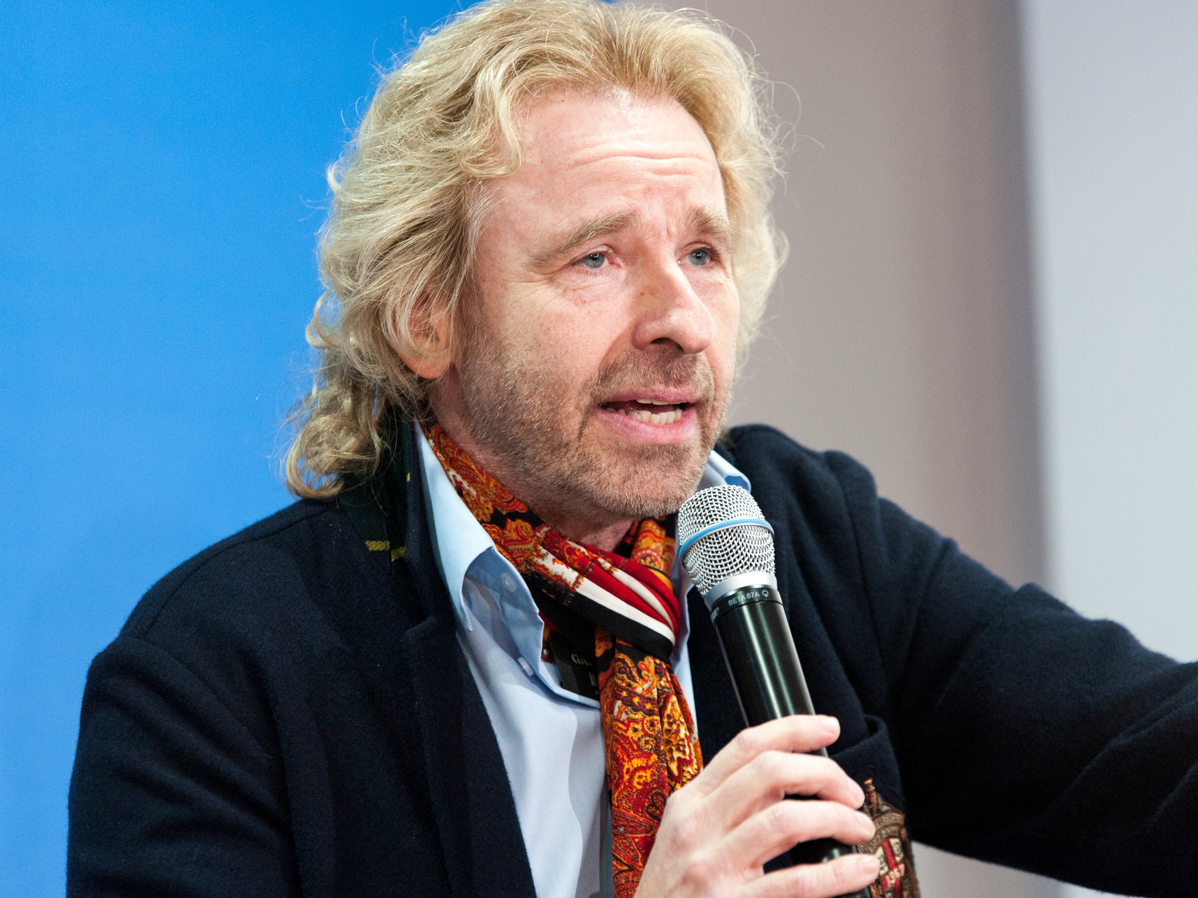 Bitcoin Thomas Gottschalk