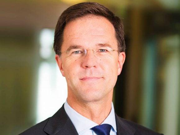Mark Rutte Ministerpräsident Niederlande
