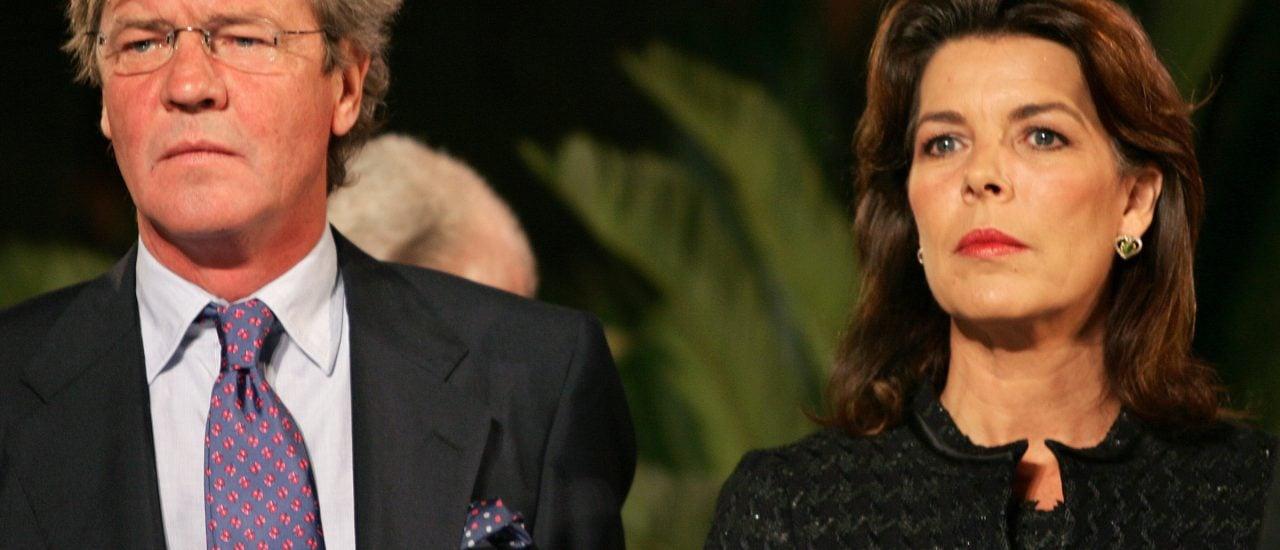 Das war einmal: Caroline von Monaco und Ernst August von Hannover. Nach einigen Skandalen gehen beide getrennte Wege, doch im Sommer treffen sie auf einer Hochzeit wieder aufeinander. Foto: | VALERY HACHE / AFP