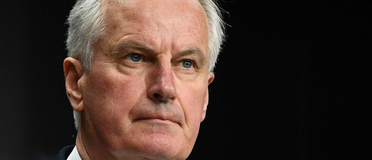 Michel Barnier ist jetzt Schlüsselfigur bei den Verhandlungen des EU-Austritts. Foto: Emmanuel Dunand | AFP