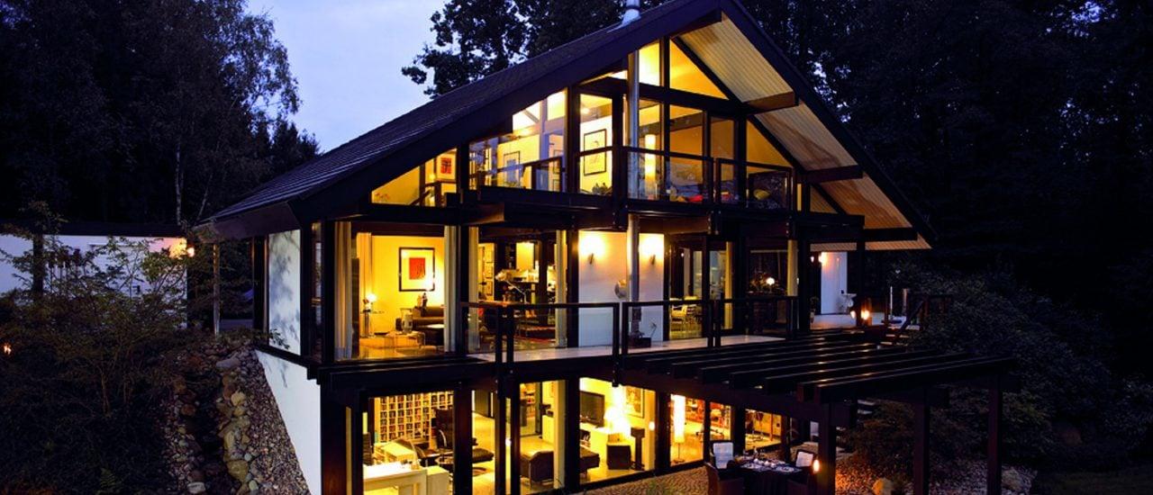Das eigene Haus bleibt für viele meist nur ein Traum. Foto: DAVINCI_Fachwerkhaus_16 (1) | CC BY 2.0 | DAVINCI Haus / flickr.com