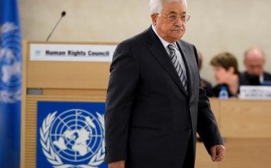 Wie realistisch ist ein souveränes Palästina? Foto: Fabrice Coffrini | AFP