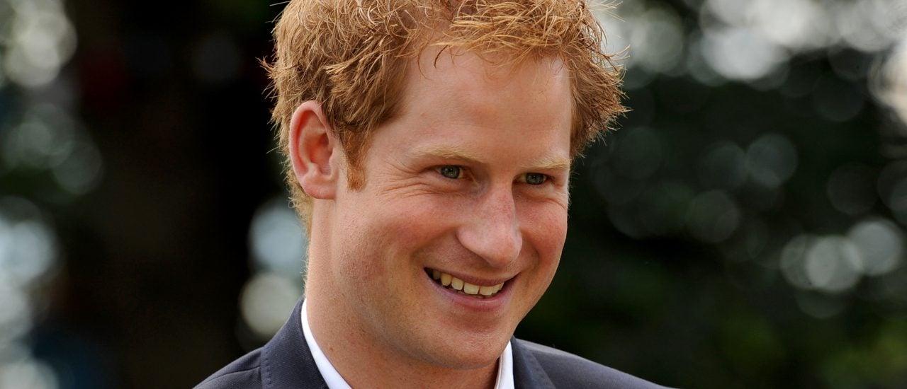 Prinz Harrys rotes Haar hat schon zahllosen Boulevard-Redakteuren als Inspiration für ihre Geschichten gedient. Foto: Anna Gowthorpe | AFP