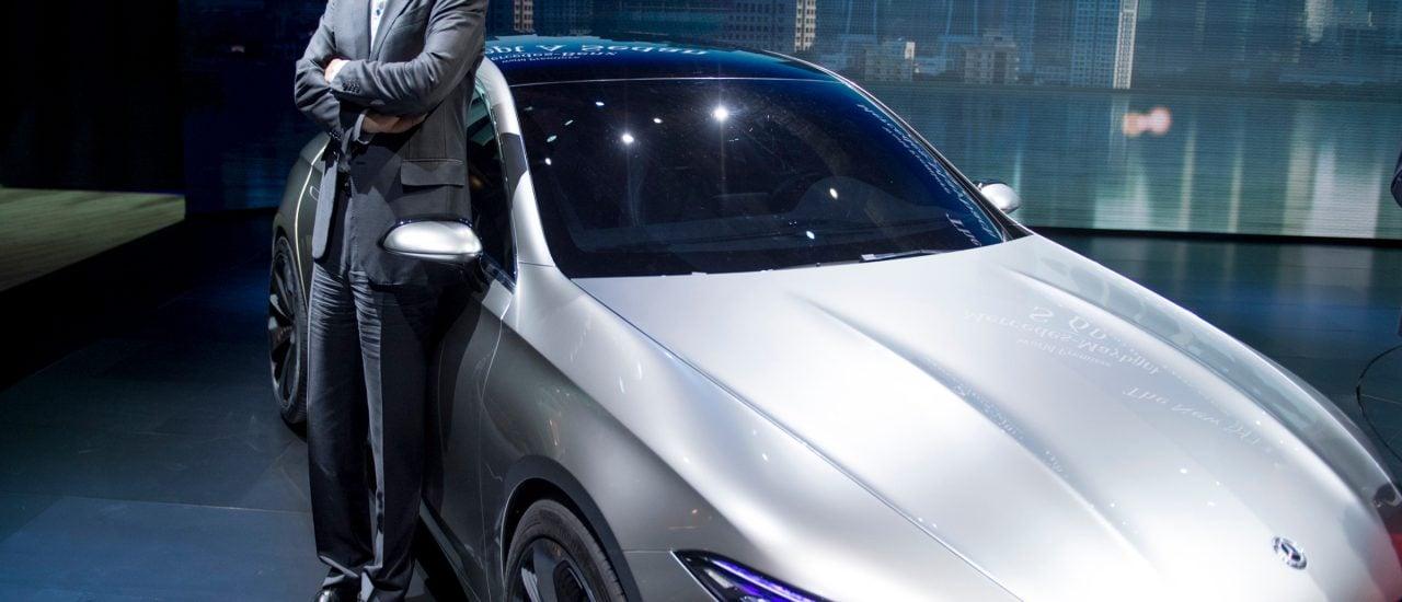 Dieter Zetsche, Teil vom Kartell? Schwere Vorwürfe gibt es auch gegen den Daimler-Vorstandsvorsitzenden Dieter Zetsche. Foto: