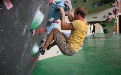 Boulderhallen erfreuen sich größter Beliebtheit in ganz Deutschland. Foto: Astrid Wulf | detektor.fm