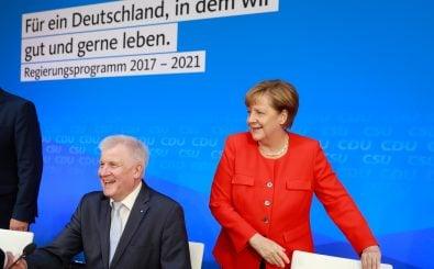Odd Andersen / AFP / CDU-CSU