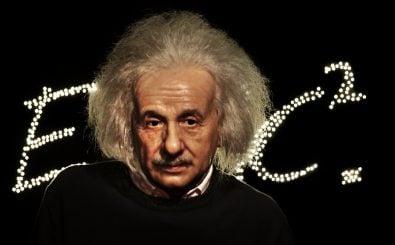 Trotz Relativitätstheorie, wusste auch Albert Einstein nicht alles. Foto: 365/15 – E