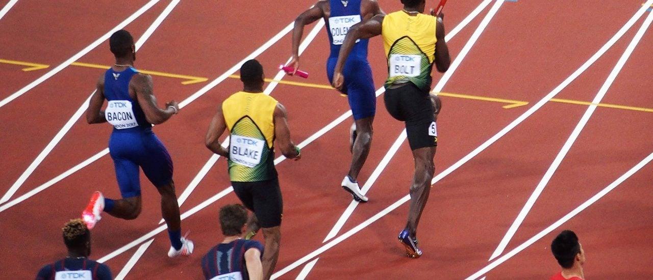 Eine neue Dopingstudie wirft einen Schatten auf die Leichtathletik. Foto: CC0 1.0 | Samuel Blanck / flickr.com