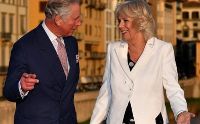 Die Ehe von Charles und Camilla ist immer wieder Thema im Boulevard. Foto: Alberto Pizzoli | AFP