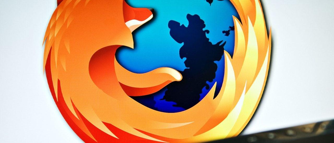 Immer weniger Menschen nutzen Firefox als Browser. Foto: Leon Neal | AFP