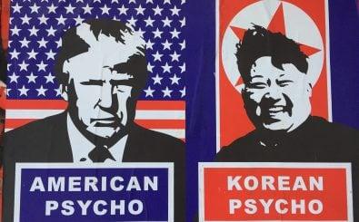 Der Konflikt zwischen Nordkorea und den USA nimmt bizarre Züge an. Foto: CC BY 2.0 | Matt Brown / flickr.com