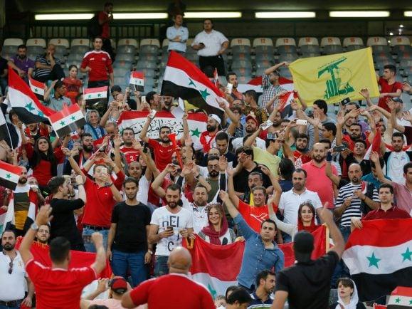 Syrische Nationalmannschaft
