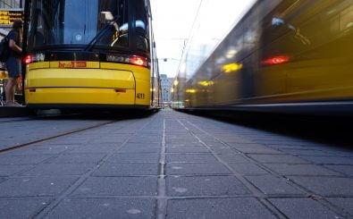 Die Tram in Berlin. Bisher muss man vor dem Mitfahren ein Ticket lösen. Foto: CC BY-SA 2.0 | Pascal Volk | flickr.com