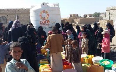 Hilfsorganisationen wie CARE engagieren sich im Jemen. Foto: | Daw Mohammed / Care e.V.