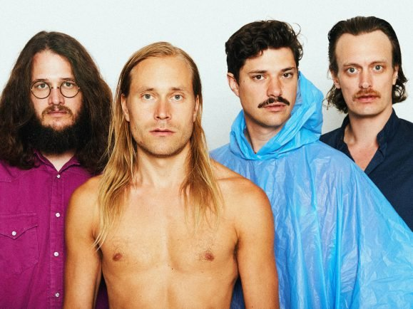 Haben Spaß an ihrer neuen Band: Liima. Foto: Rasmus Weng Karlsen