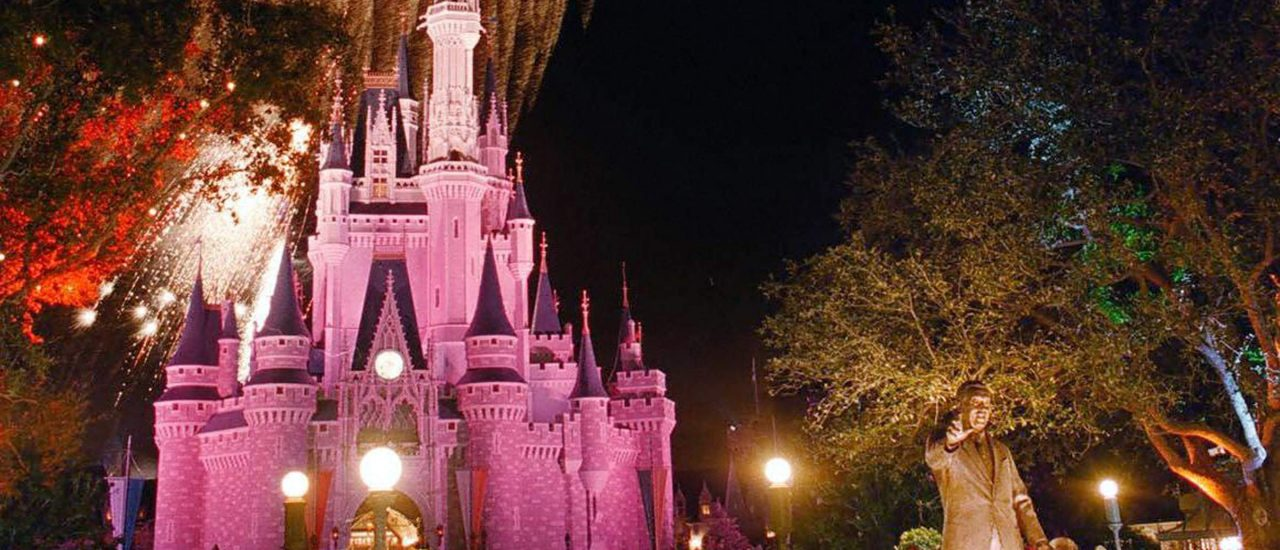 Gute Stimmung bei Disney: Der Unterhaltungskonzern hat große Teile von 21st Century Fox gekauft. Foto: AFP | Bruce Weaver