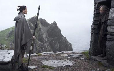 Die neue Episode von Star Wars: eine Seifenoper im Weltraum. Foto: Jonathan Olley / © 2017 Lucasfilm Ltd.