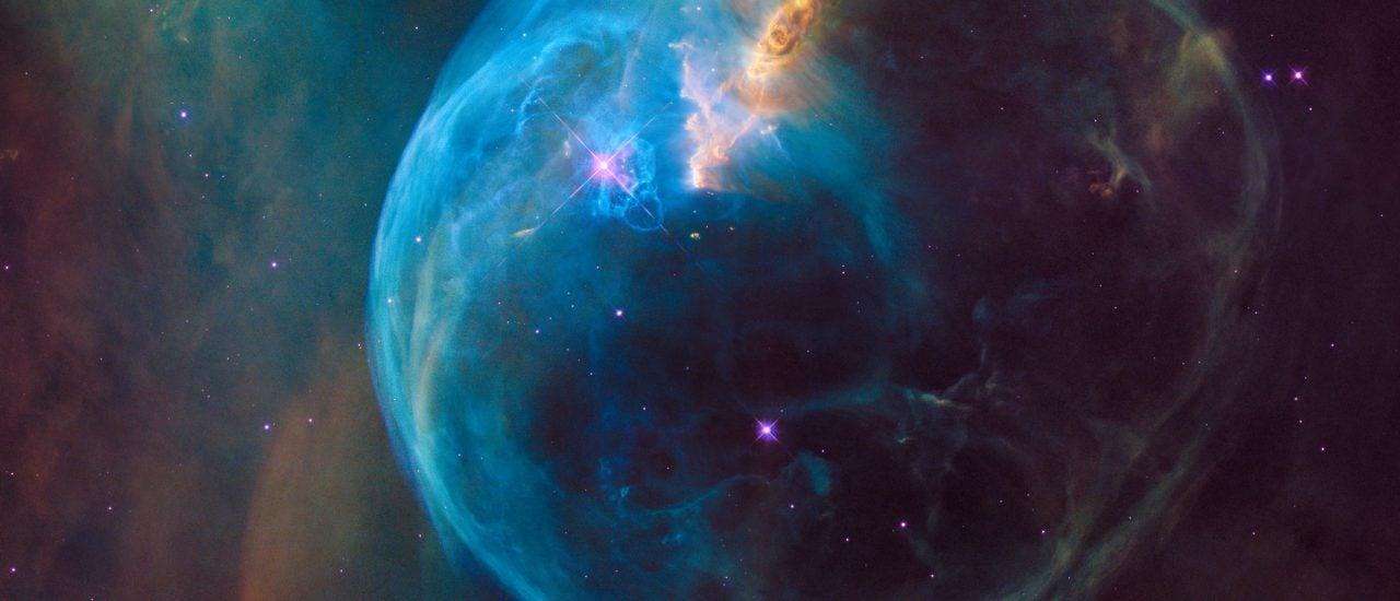 Was hat das Universum angeblich für das Jahr 2018 vorgesehen? Und was davon ist passiert? Foto: NASA | unsplash.com