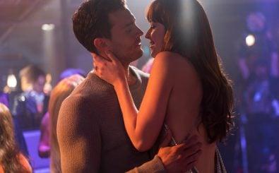 Anastasia und ihr Sadomaso-Lover Grey gehen den Bund der Ehe ein. Copyright: Universal Pictures