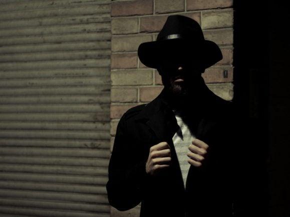 Geheimagenten