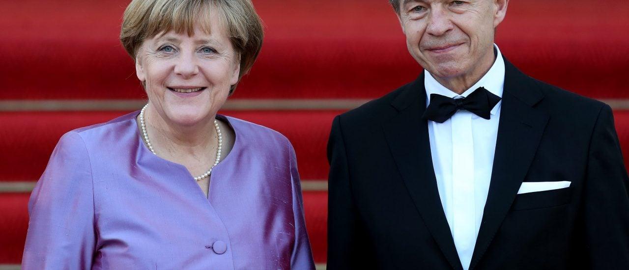 Ehe Merkel Sauer