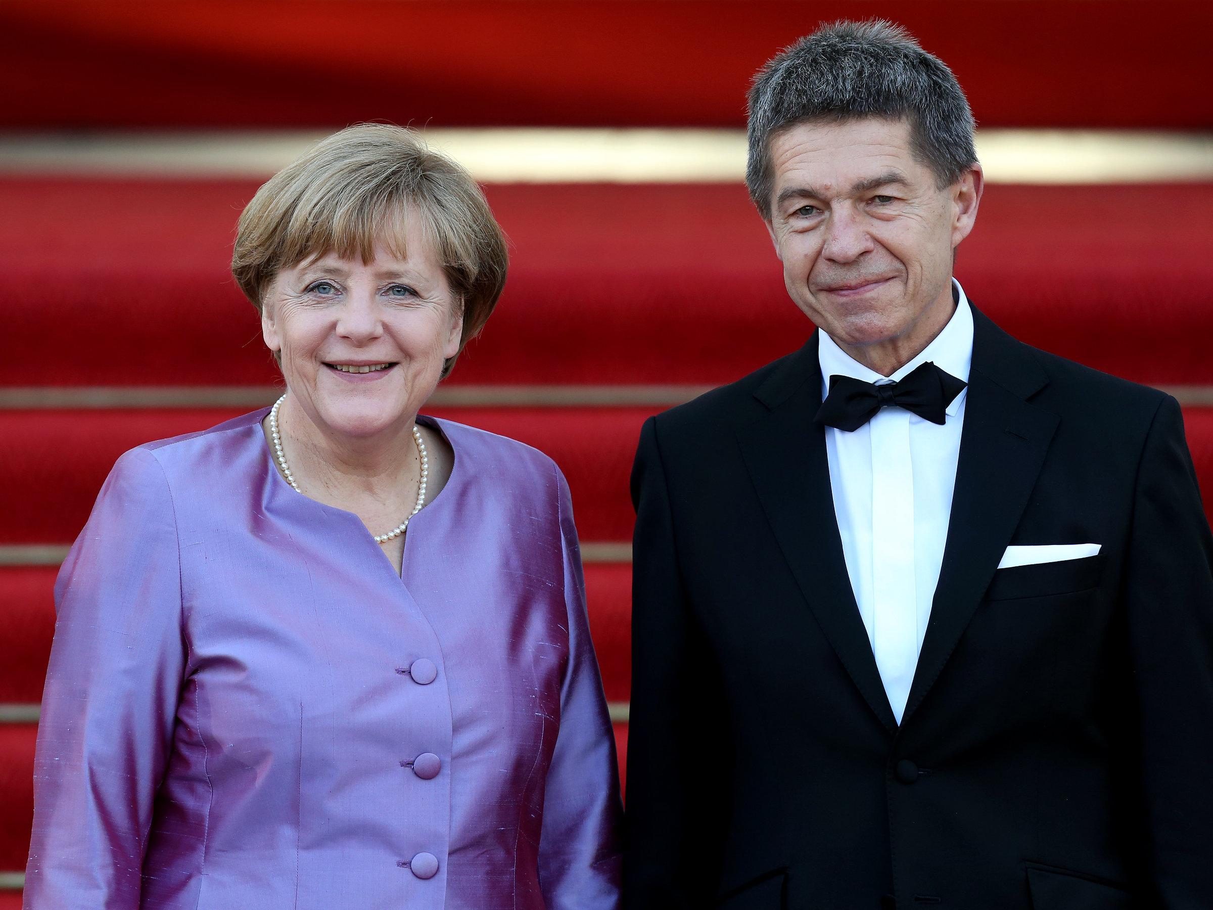 Angela Merkel Ehemann