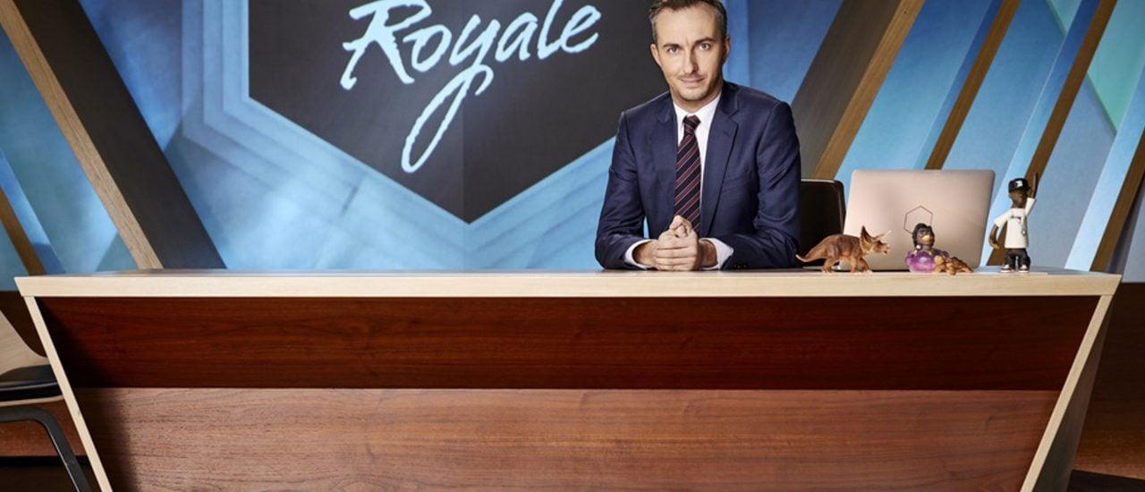 Das Neo Magazin Royale ist wieder zurück und feiert Jubiläum. Foto: Ben Knabe | ZDF