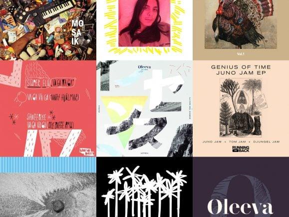 Tracks von inspirierenden Producern und zum Auflegen hat Sam Goku für den MiXery-Plattenkoffer ausgewählt. Collage: detektor.fm