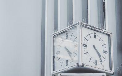 Die Zeitumstellung wurde ursprünglich eingeführt, um im Sommer Strom zu sparen. Foto: unsplash.com | Daniel von Appen | unsplash.com