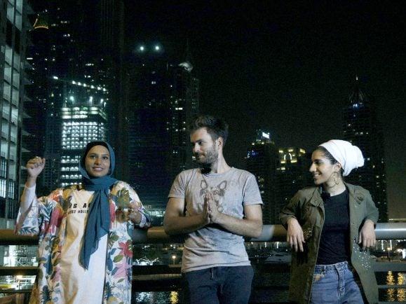 Arabische Bloggerszene