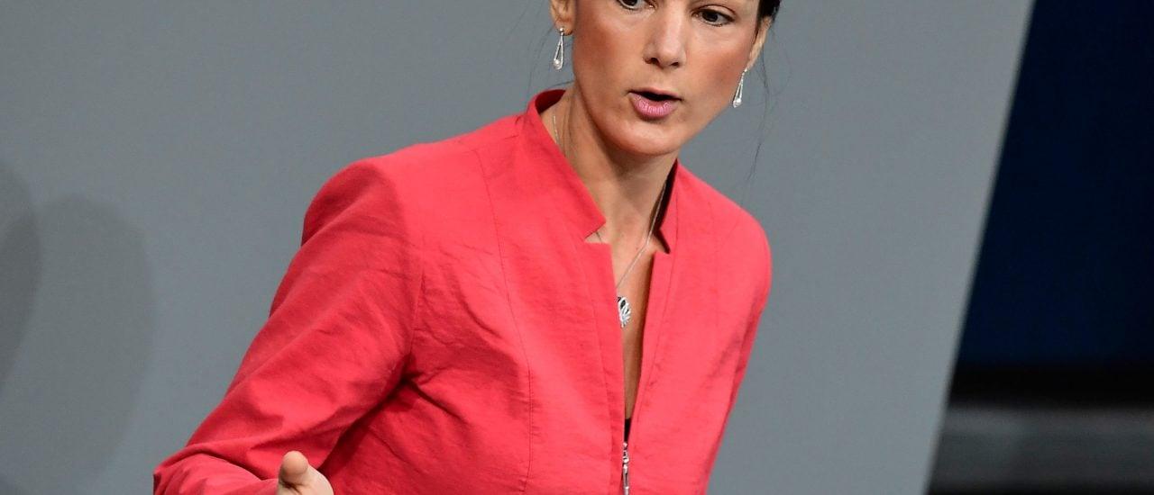 Sahra Wagenknecht ist mit ihrer Forderung nach einer neuen linken Sammlungsbewegung nicht nur auf Gegenliebe gestoßen. Foto: Tobias Schwarz | AFP