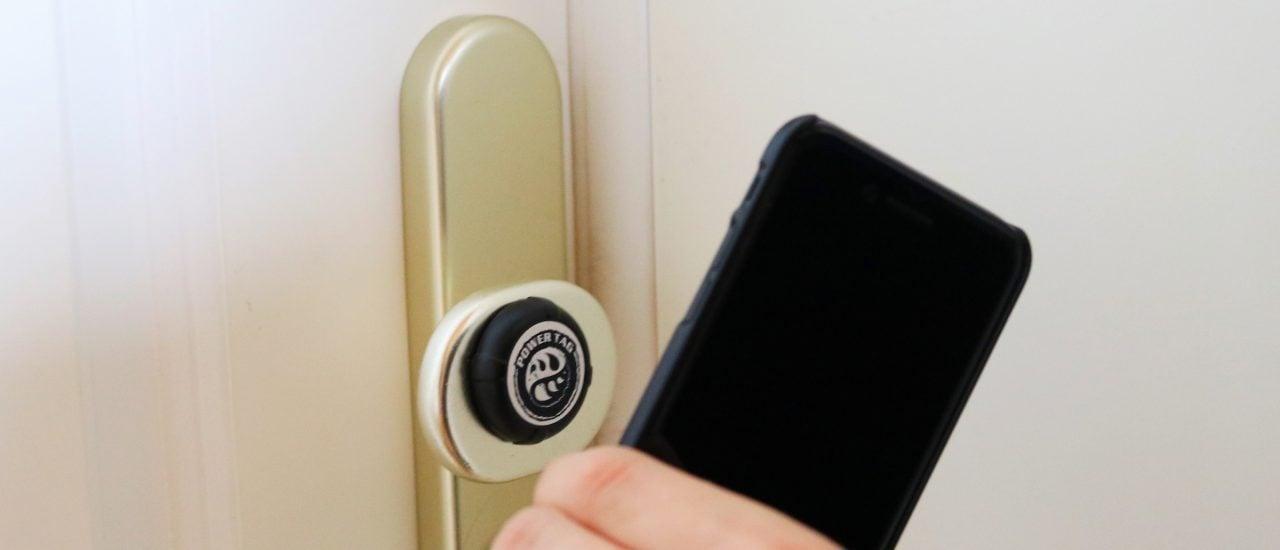 Nicht nur Haustüren lassen sich via NFC öffnen – auch das Auto. Foto: Merten Waage | detektor.fm