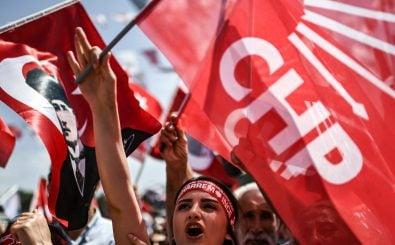 Die Opposition in der Türkei wird stärker. Foto: Aris Messinis | AFP