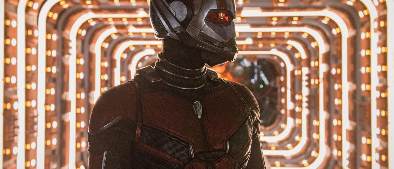 Paul Rudd als Ant-Man im neuen Marvel-Film. Foto: Ant-Man and the Wasp | ©Walt Disney Pictures