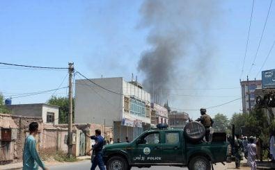 Attentate sind in Afghanistan keine Seltenheit. Foto: Noorullah Shirzada | AFP